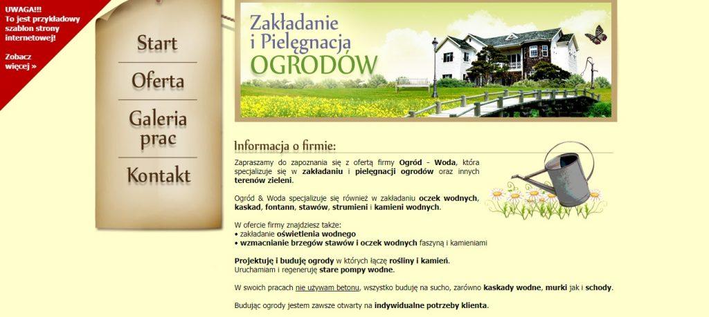 Ogrody Bydgoszcz