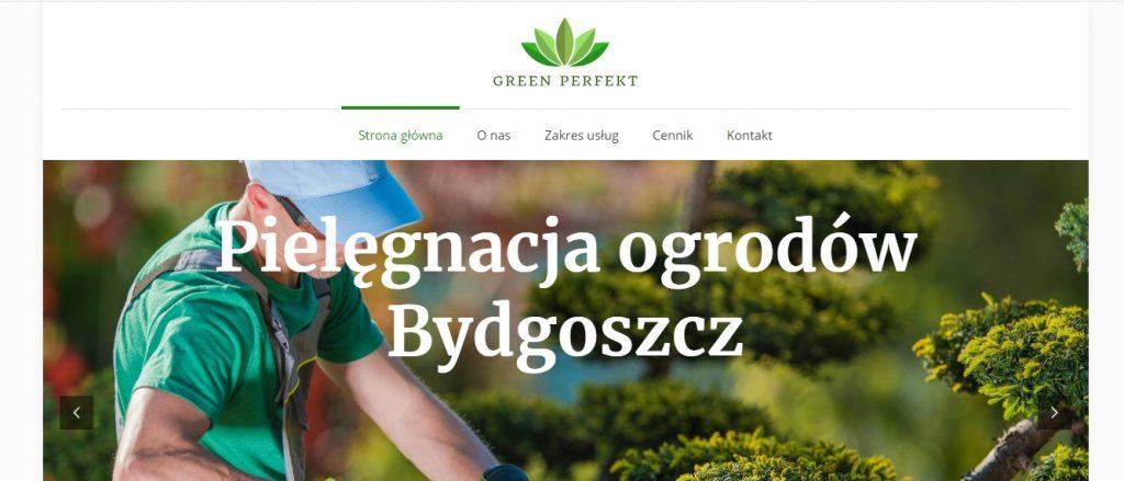 Pielęgnacja ogrodów Bydgoszcz