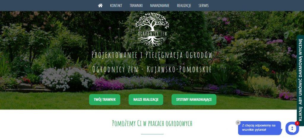 Projektowanie i Pielęgnacja Ogrodów - Ogrodnicy Zen - Kujawsko-Pomorskie