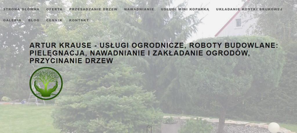 Pielęgnacja ogrodu Bydgoszcz - OLX.pl